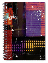 Load image into Gallery viewer, Butterflies In Dreams - Spiral Notebook