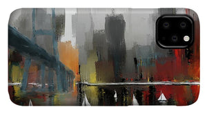 City Glow - Phone Case