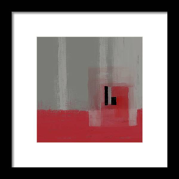 Cool Seduction - Framed Print