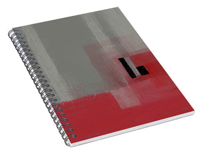 Cool Seduction - Spiral Notebook