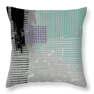 Corporate Ladder - Throw Pillow