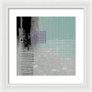 Corporate Ladder - Framed Print
