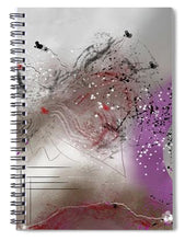 Load image into Gallery viewer, Cosmic Symphony - Spiral Notebook