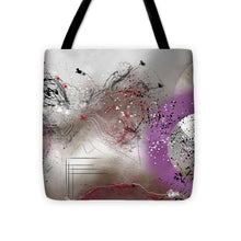 Load image into Gallery viewer, Cosmic Symphony - Tote Bag