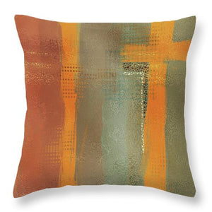 Crossroads - Throw Pillow