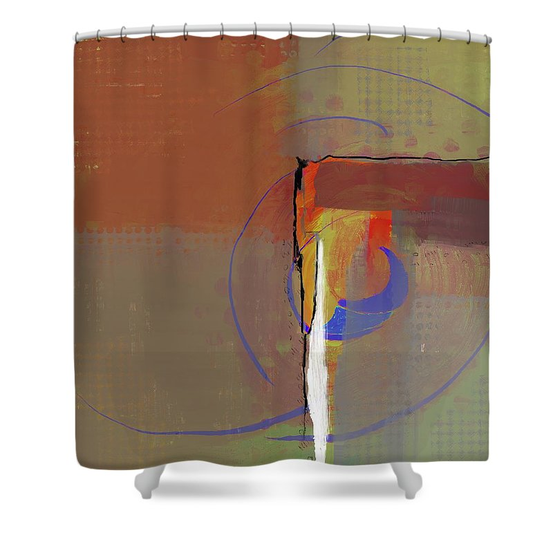 Cry Me A River - Shower Curtain