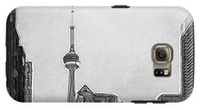 Load image into Gallery viewer, Downtown Toronto in BW - Phone Case
