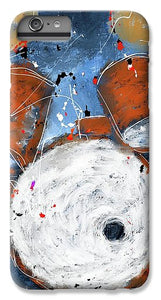 Drums On Blues - Phone Case