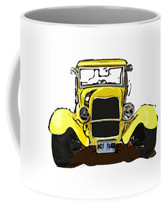Early 1930s Ford Yellow - Mug