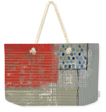 Load image into Gallery viewer, Evening Red - Weekender Tote Bag
