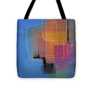 From The Beginning - Tote Bag