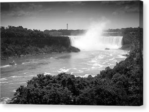 Horseshoe Falls - Canvas Print