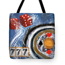 Load image into Gallery viewer, Impressionist Casino - Tote Bag