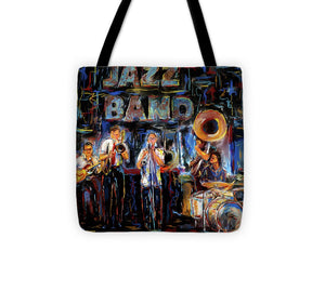 Jazz Band - Tote Bag