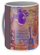 Load image into Gallery viewer, JAZZ Collage Painting - Mug