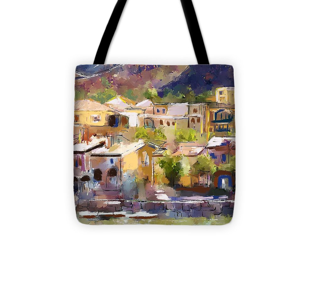 Lakeside Village - Tote Bag