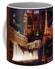 Load image into Gallery viewer, Las Vegas Collage - Mug
