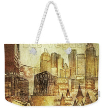 Load image into Gallery viewer, Las Vegas Collage Three - Weekender Tote Bag