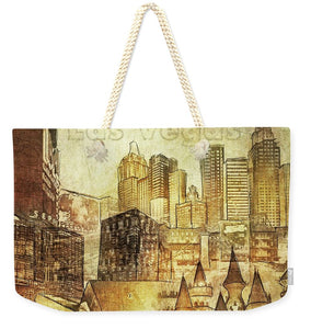 Las Vegas Collage Three - Weekender Tote Bag