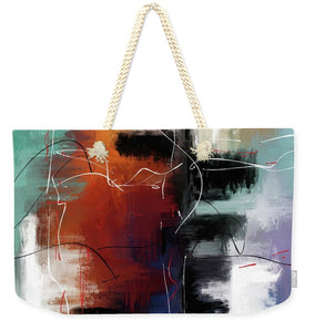Life Finds A Way - Weekender Tote Bag