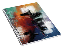 Load image into Gallery viewer, Life Finds A Way - Spiral Notebook