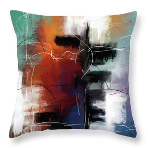 Life Finds A Way - Throw Pillow