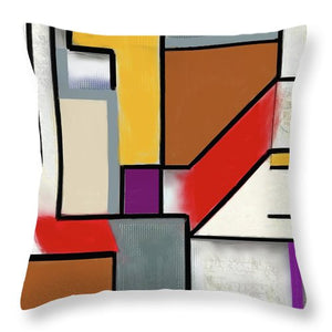 Loss Of Innocence - Throw Pillow