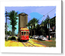 Load image into Gallery viewer, New Orleans Canal St Car 04 - Acrylic Print