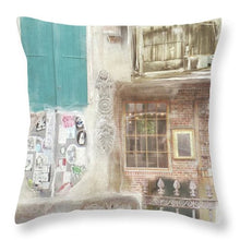 Load image into Gallery viewer, New Orleans Fragments - Throw Pillow