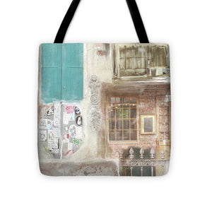 New Orleans Fragments - Tote Bag