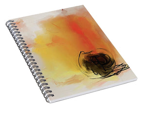 Obsession - Spiral Notebook