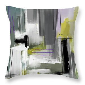 Outside Looking In - Throw Pillow