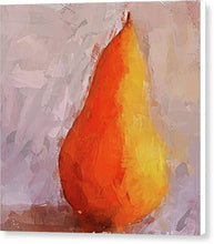 Load image into Gallery viewer, Pear Study - Canvas Print