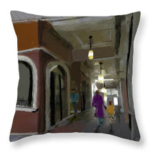 Load image into Gallery viewer, Ponte Vecchio LLV - Throw Pillow
