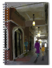 Load image into Gallery viewer, Ponte Vecchio LLV - Spiral Notebook