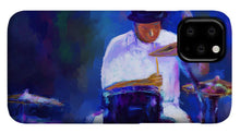 Load image into Gallery viewer, Drummer Painting - Phone Case