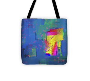 Purplish Rain - Tote Bag