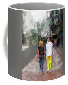 Romantic Couple - Mug