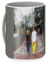 Load image into Gallery viewer, Romantic Couple - Mug