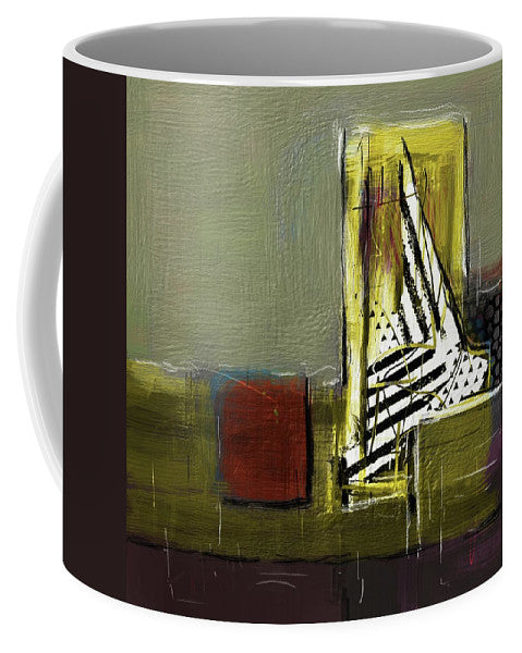 Sailing In Dreams - Mug