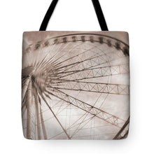 Load image into Gallery viewer, SkyWheel in Niagara Falls - Tote Bag
