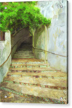 Load image into Gallery viewer, Steps To La Villita - Acrylic Print