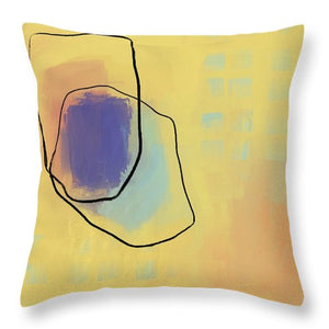 Stone Age - Throw Pillow