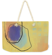 Load image into Gallery viewer, Stone Age - Weekender Tote Bag