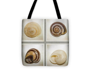 Summer Beach Shells - Tote Bag