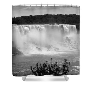 The American Falls - Shower Curtain