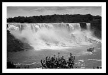 Load image into Gallery viewer, The American Falls - Framed Print