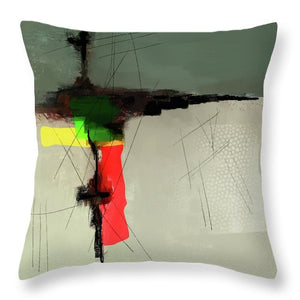 The Believer - Throw Pillow