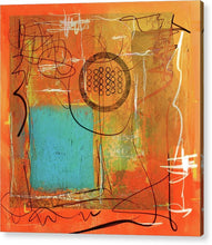 Load image into Gallery viewer, Theory Of Orange - Acrylic Print