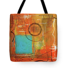 Load image into Gallery viewer, Theory Of Orange - Tote Bag